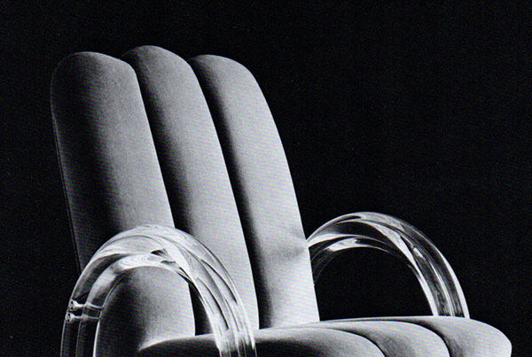 Arched Armchair