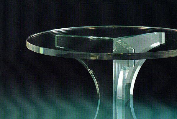 Triple Arch Table