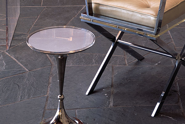 Bugle Base Accessory Table