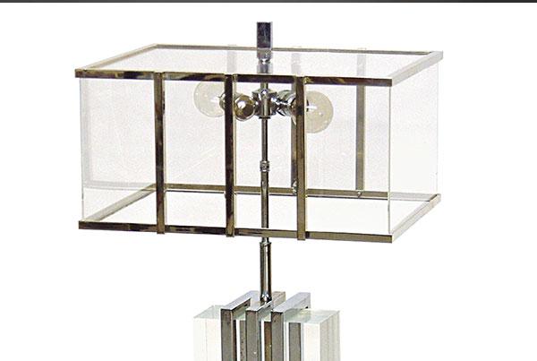 Blade Edison Lamp