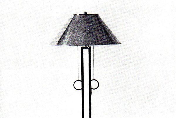 O Earring Lamp