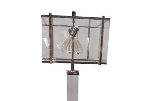 Post Edison Floor Lamp