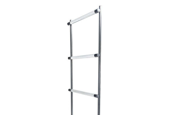 Post Standing Towel Rack